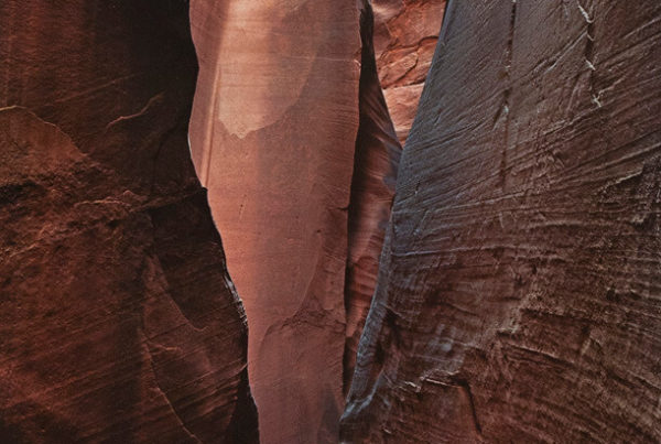 Dungeon Canyon, Glen Canyon, Utah