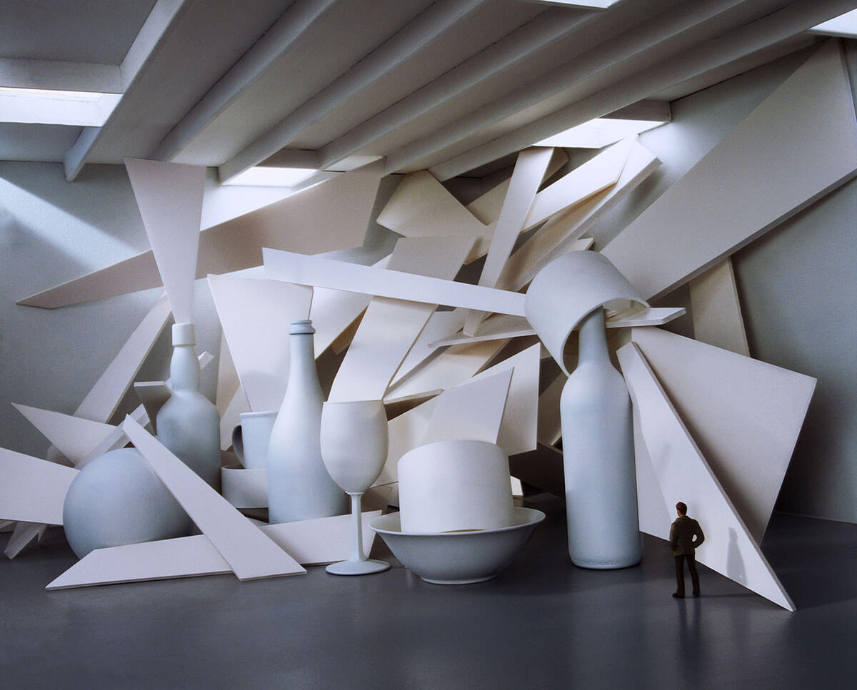 BAF02701_DavidDimichele_Cubist Space
